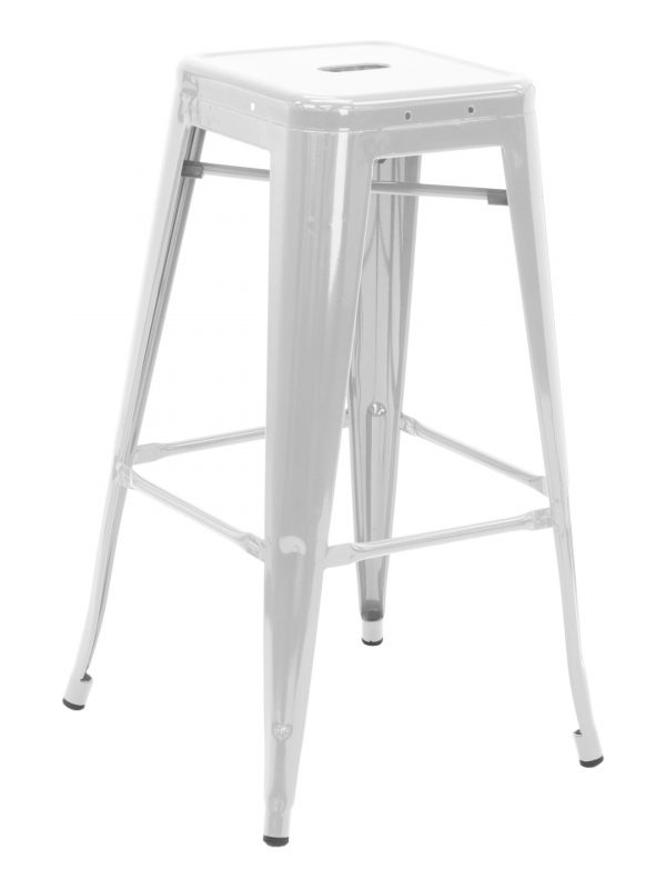 Industrial Bb – Clear White